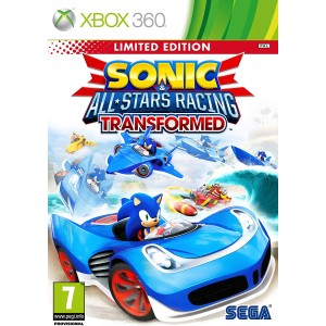 Sonic All-Star Racing: Transformed | Used