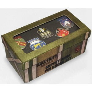 Call of Duty Pin Badge Set - Supply Drop