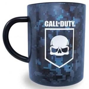 Call of Duty Steel Mug - Shield