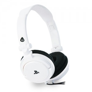4Gamers PRO4-10 Headset - White