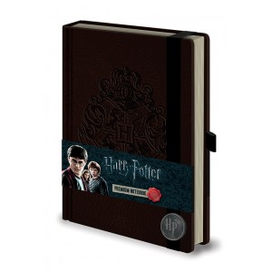 Harry Potter Hogwarts Premium Notebook