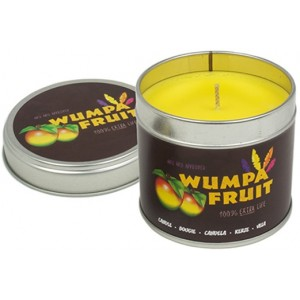 Crash Bandicoot Candle - Wumpa Fruit