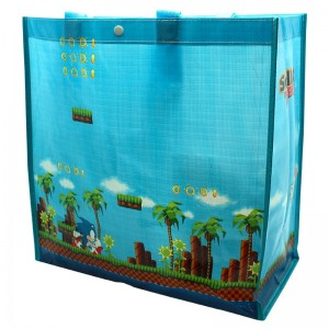 Sonic the Hedgehog Shopping Bag - Green Hills Level