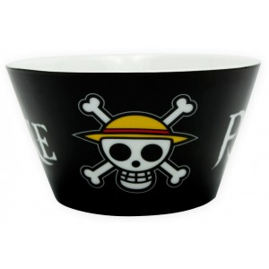 One Piece Skull Bowl