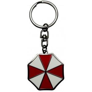 Resident Evil Metal Keyring - Umbrella Corp.