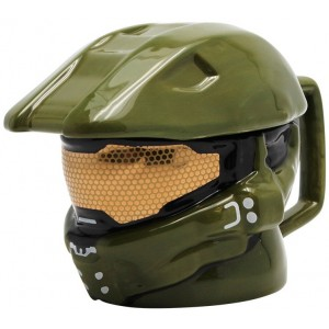 Halo 3D Mug - Master Chief