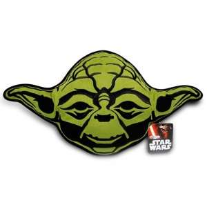 Star Wars Yoda Cushion