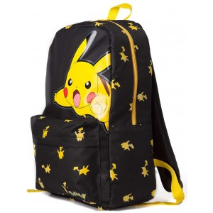 Pokémon Backpack - Big Pikachu