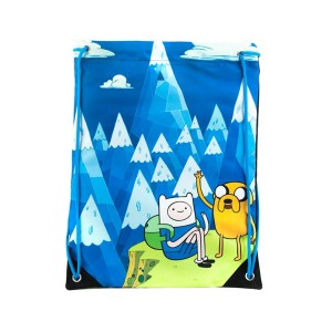 Adventure Time Gym Bag - Mountain