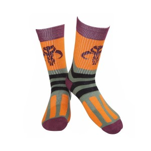 Star Wars Crew Socks - Boba Fett | Size 9-11