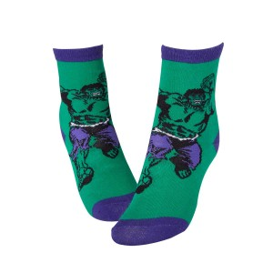 Marvel Hulk Socks