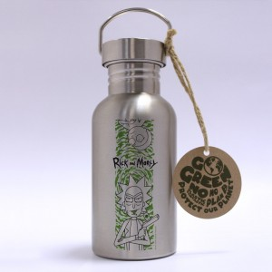 Rick and Morty Eco Bottle - Portal