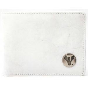 Destiny Wallet - Logo (White)