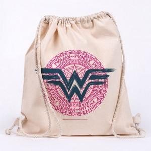 Wonder Woman Canvas Gym Bag