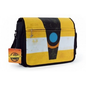 Borderlands Messenger Bag - Claptrap