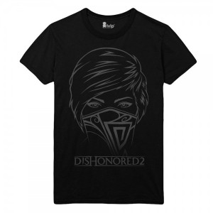 Dishonored 2 Emily T-Shirt