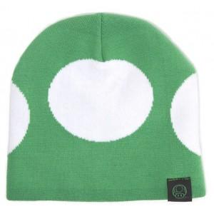 Super Mario Beanie - Green Mushroom