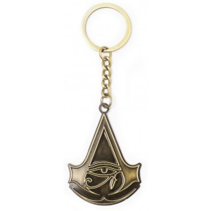 Assassin's Creed Metal Keyring - Origins Crest