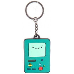Adventure Time Rubber Keyring - BMO