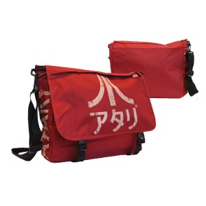 Atari Messenger Bag - Japanese Logo