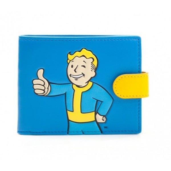 Fallout 4 Wallet - Vault Boy Approves