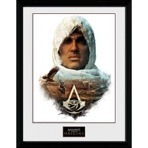 Assassin's Creed Origins Collector Print - Head