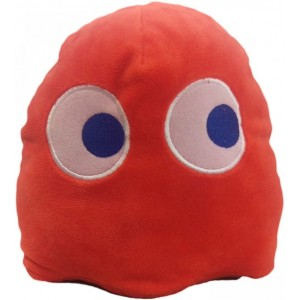 Pac-Man Plush - Blinky Red Ghost