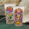 The Legend of Zelda Glass - Link's