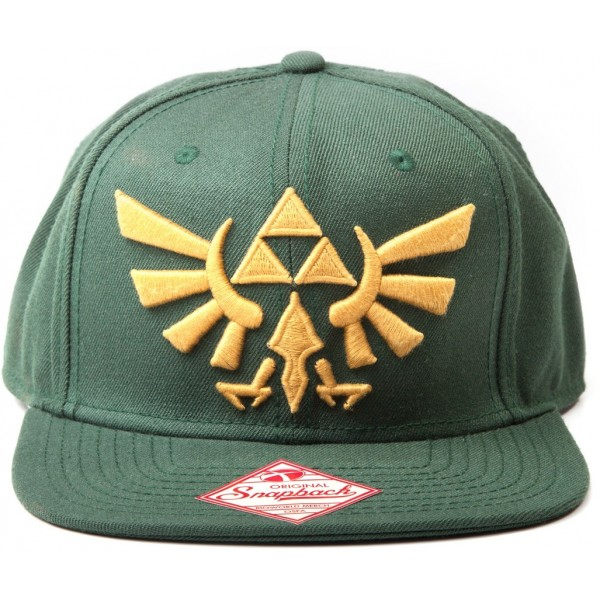 The Legend of Zelda Cap - Golden Logo