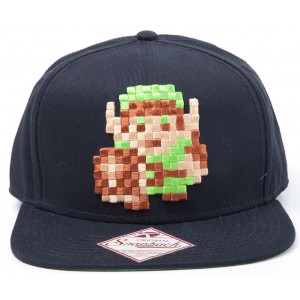 The Legend of Zelda Cap - 8-Bit Link