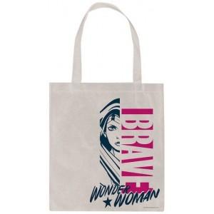 Wonder Woman Tote Bag - Brave