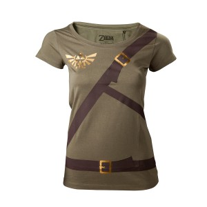 The Legend of Zelda Link's Women's T-Shirt
