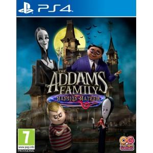 The Addams Family: Mansion Mayhem
