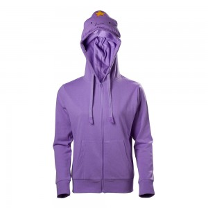 Adventure Time Hoodie - Lumpy Space Princess