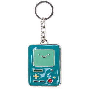 Adventure Time Metal Keyring - BMO