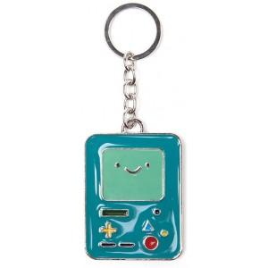 Adventure Time Metal Keyring - BMO