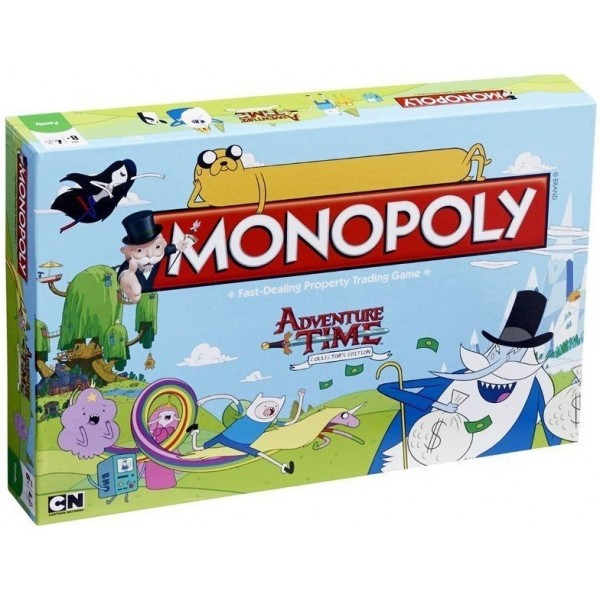 Adventure Time Monopoly