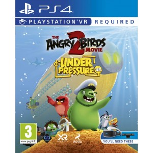 The Angry Birds Movie 2: Under Pressure
