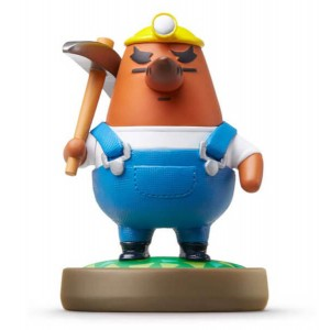 Amiibo: Animal Crossing Collection - Resetti