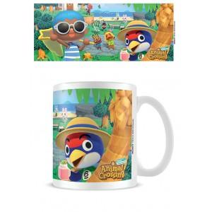 Animal Crossing Mug - Summer