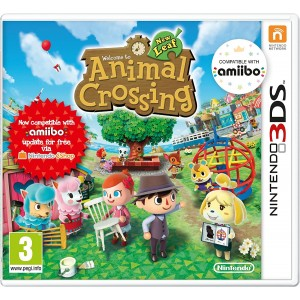 Animal Crossing: New Leaf | Nintendo 3DS / 2DS Used