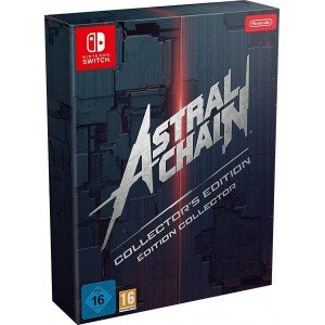 ASTRAL CHAIN® - Collector's Edition