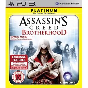 Assassin's Creed: Brotherhood - Platinum