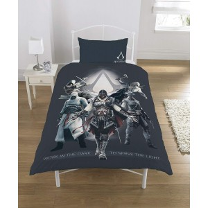 Assassin's Creed Duvet - Serve The Light Single