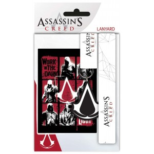 Assassin's Creed Lanyard - Logo