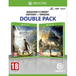 Assassin's Creed Odyssey + Origins - Double Pack