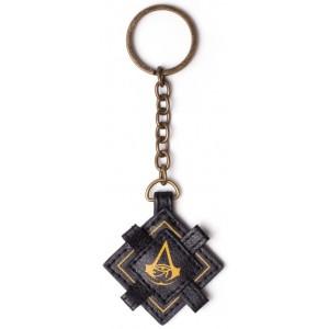 Assassin's Creed Origins PU Keyring - Crest