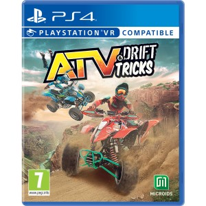ATV Drift & Tricks (Replay)
