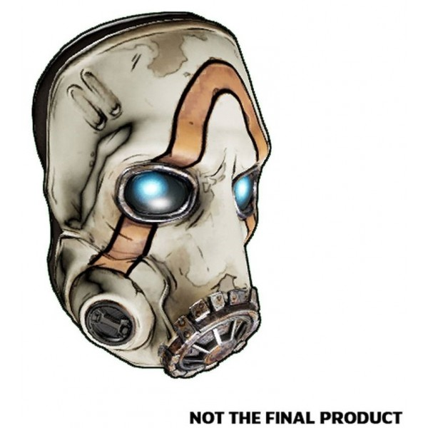 Borderlands Vinyl Mask - Psycho 2.0