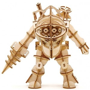 BioShock IncrediBuilds Model Kit - Big Daddy